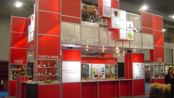 Expo Stands Mexico : Exhibition stands in mexico city