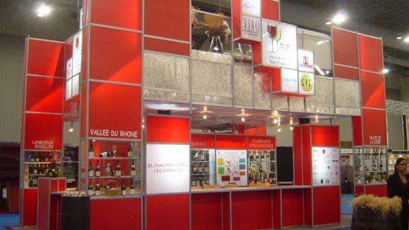 Entreprises de d coration stand mexique for Montage des stands