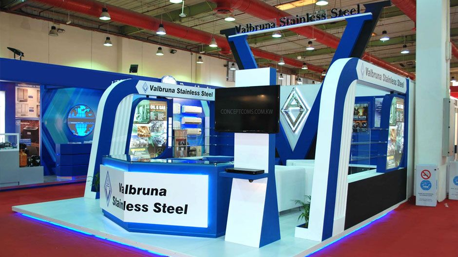 Big Exhibition Stand Design : Big exhibition kuwait international fair sep to