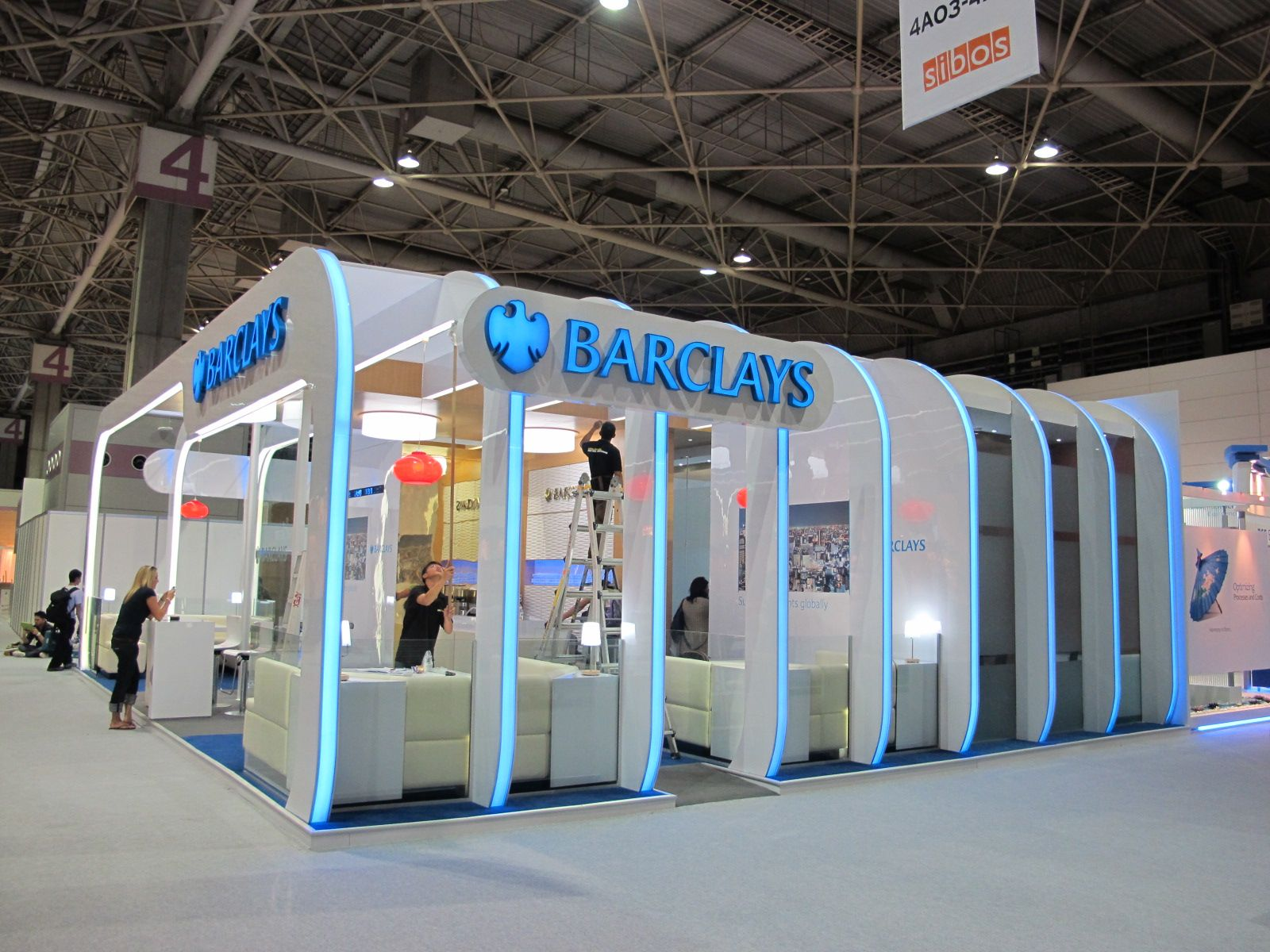 Portable Exhibition Stands Singapore : Exhibition stands in singapore