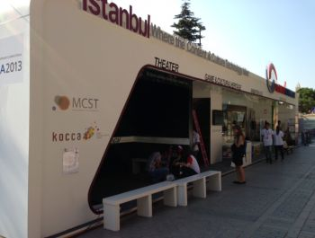 Augt31th and Sept 22th, 2013in ISTANBUL, Gyeongju World Culture Expo 2013 Trade Conference