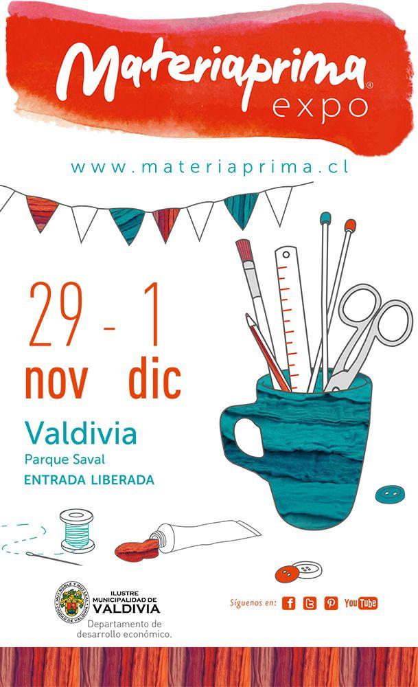 Expo materiaprima valdivia - Feria de manualidades en barcelona ...