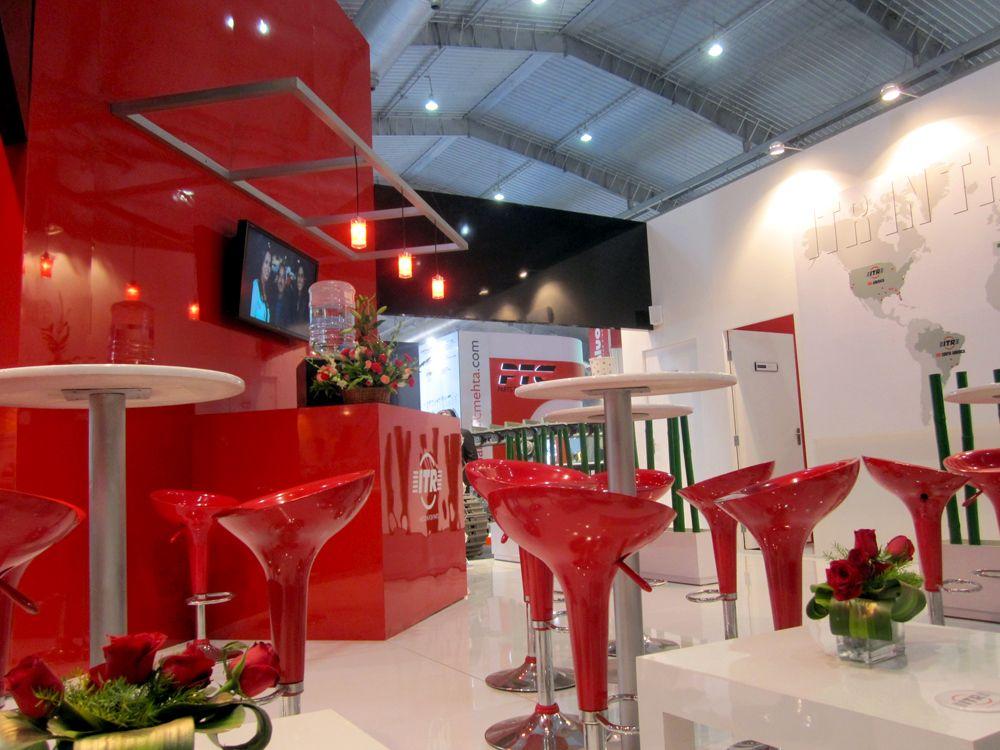 Exhibition Stand Design Bangalore : Itr on excon bangalore