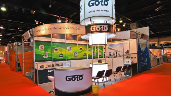 Pro Expo Communication Stands Amp Events : Exhibition stands in shanghai