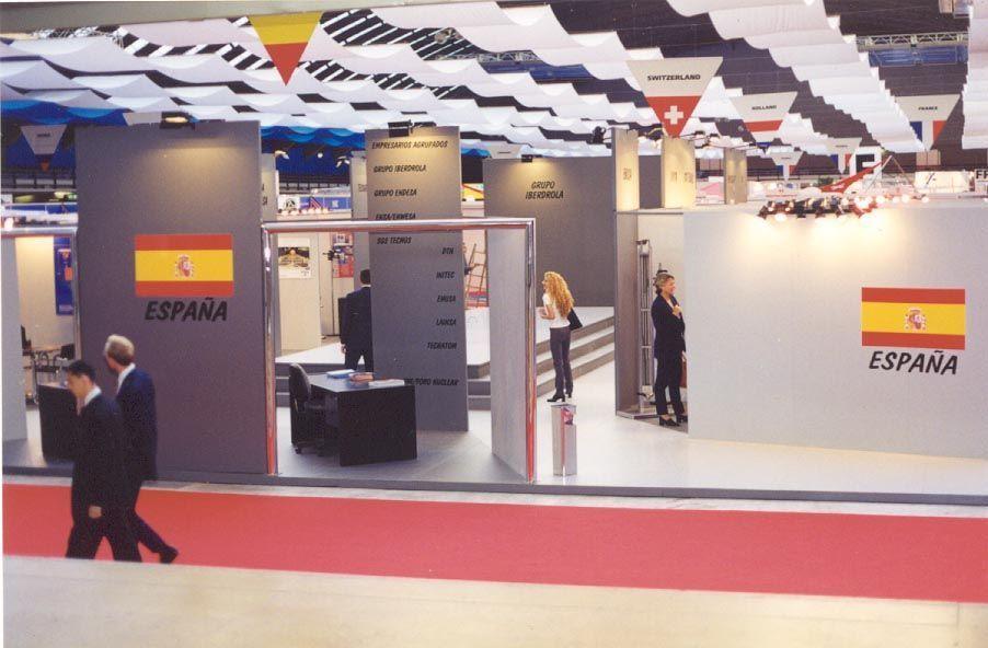 Expo Stands Montajes 2003 : Trilla montajes stands