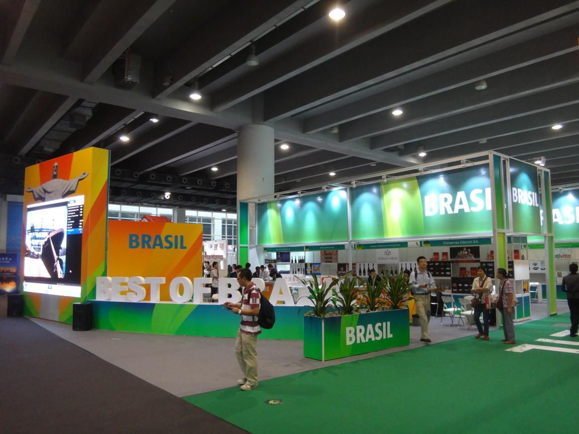 Stand Cantón