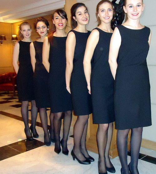Agence aleven hotesses for Hotesse pour salon