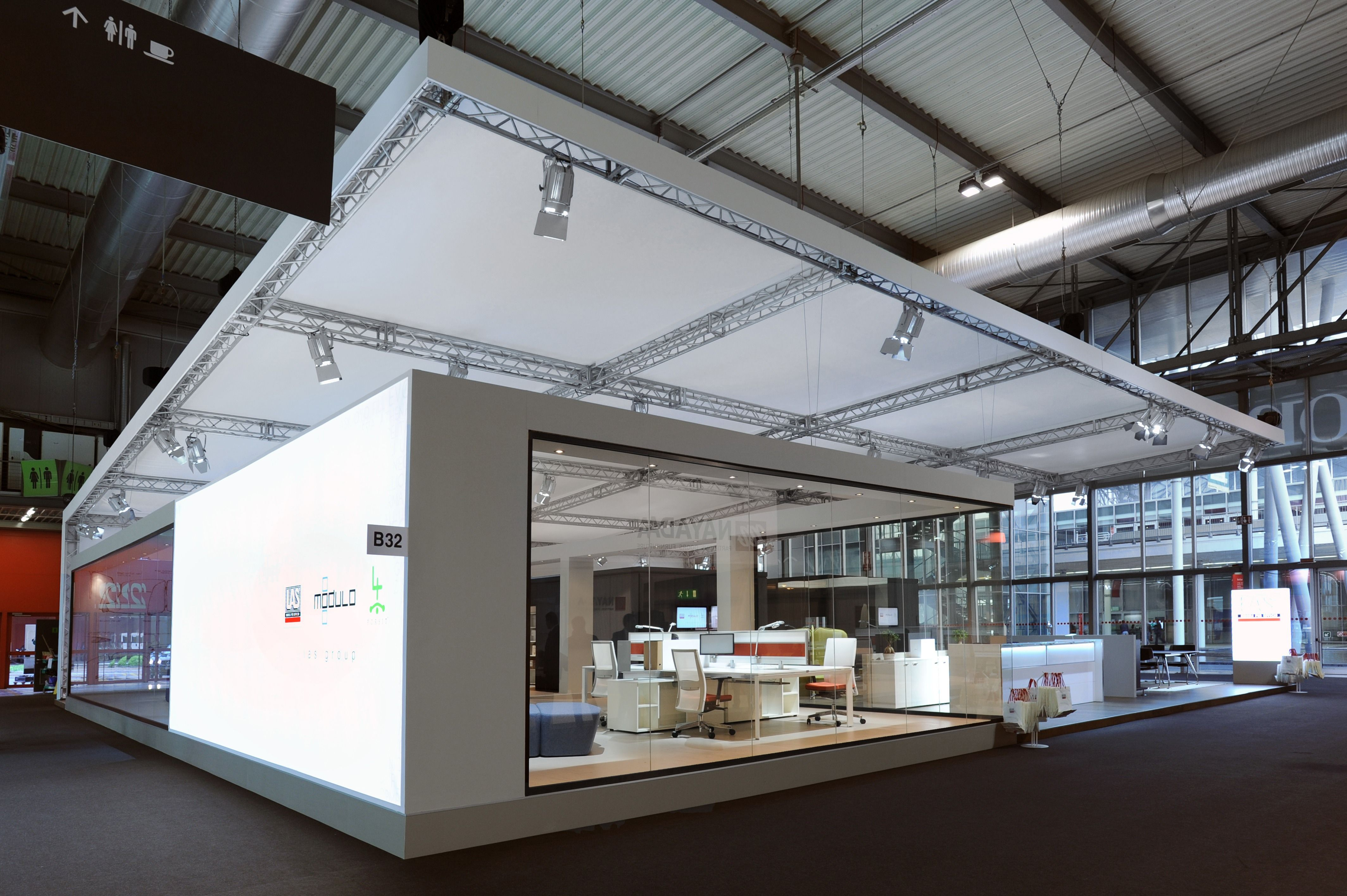 Exhibition Stand Large : Exhibition stands in verona