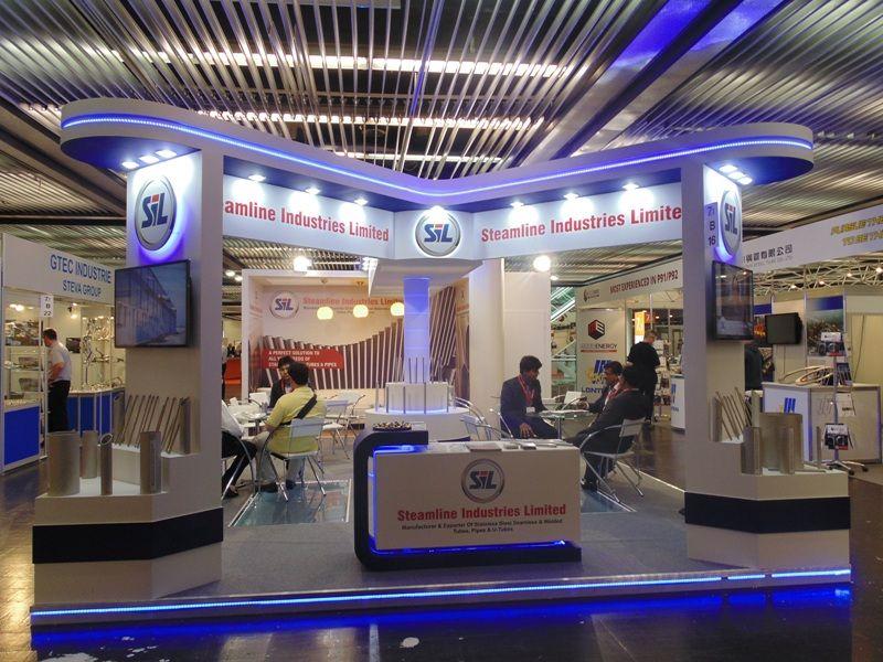 Trade Stands Hoys : Focus trade fairs pvt ltd