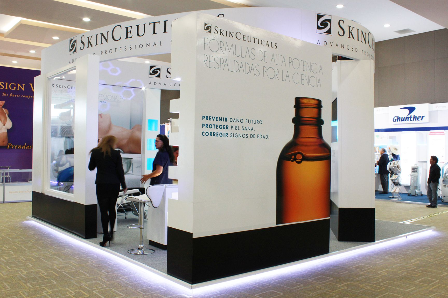 Exhibition Booth En Espanol : Exhibition stands in mexico city