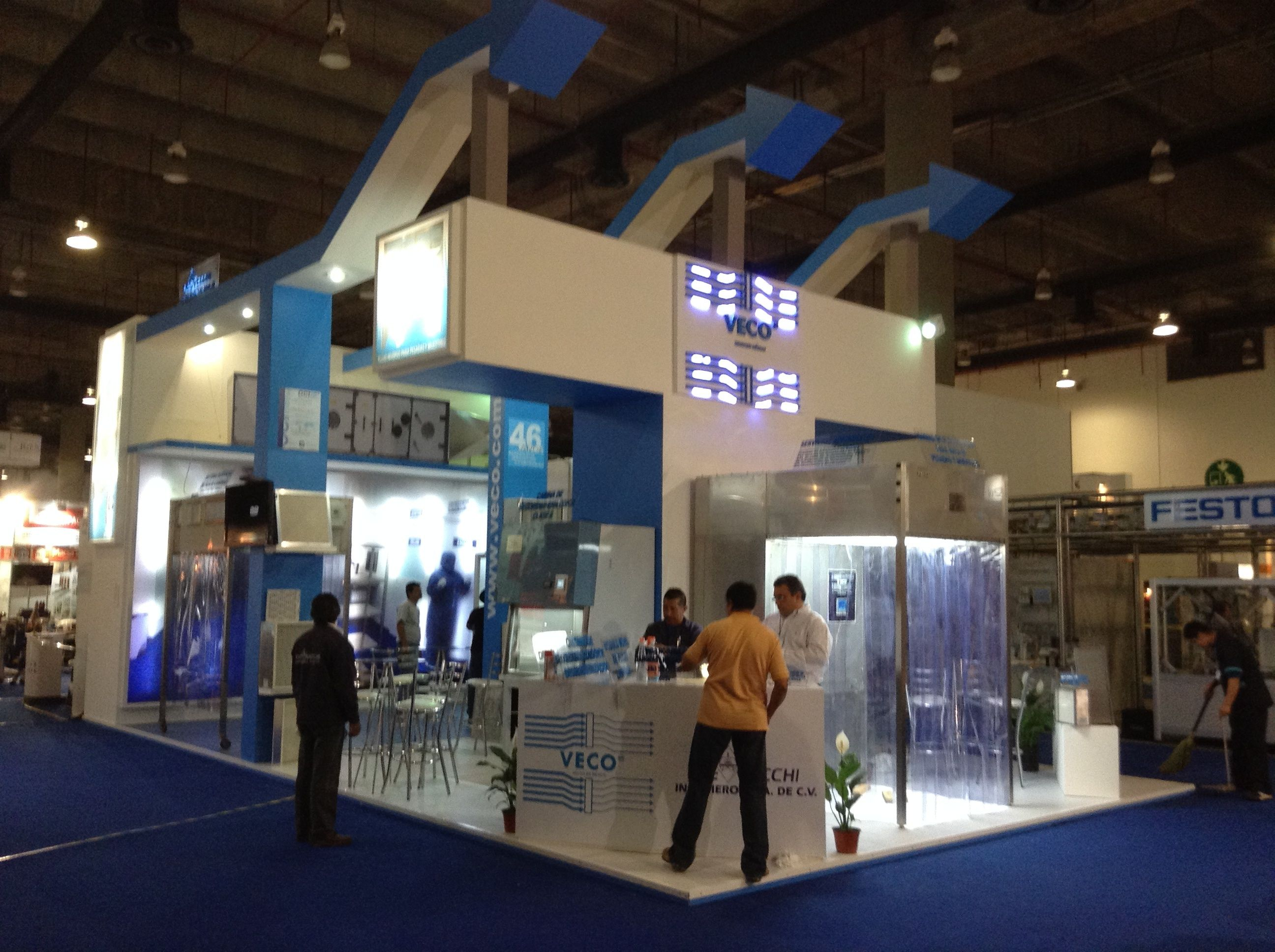 Expo Stands Mexico : Photo of stands hj produccion mexico city