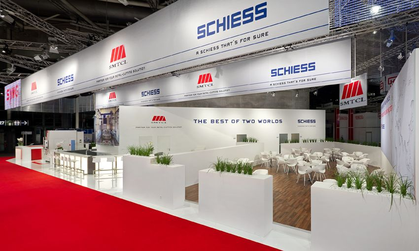 Hannover Exhibition Stand Designers