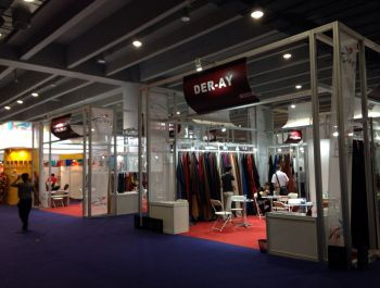 Turkish Group Stands  Stole the Spotlight At the Shoes&Leather Fair