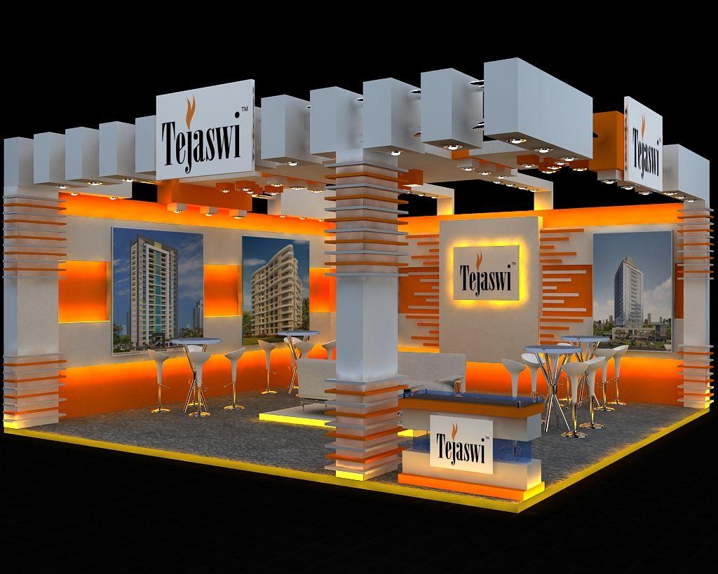 Exhibition Stand Design Materials : Tejaswi services pvt ltd