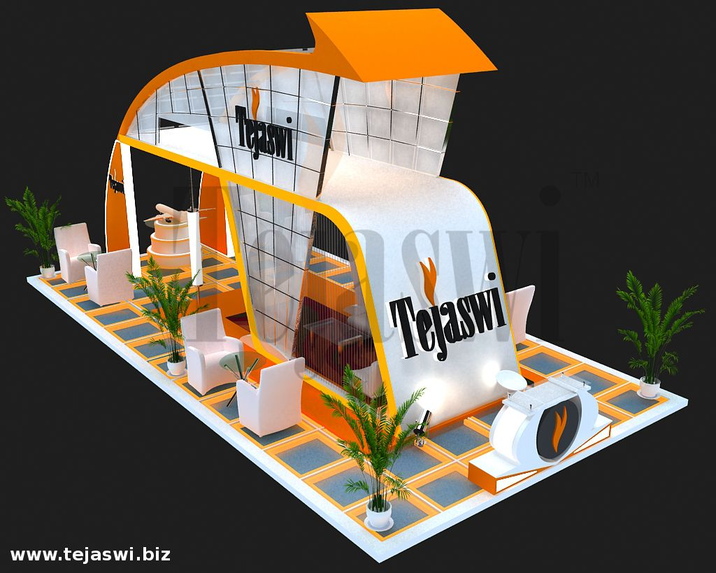 N Stand Exhibition Design : Tejaswi services pvt ltd