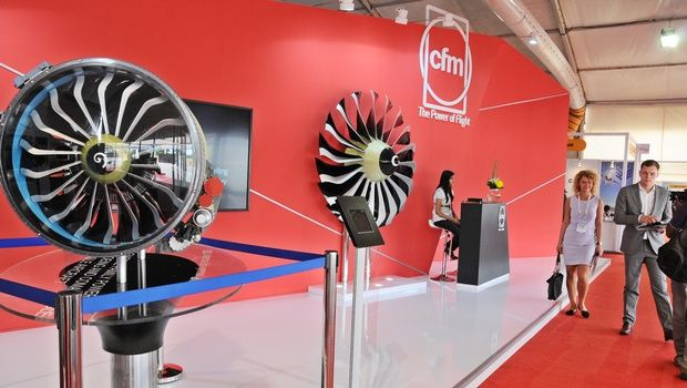 Cfm for sud espace at hyderabad india aviation for Espace stand