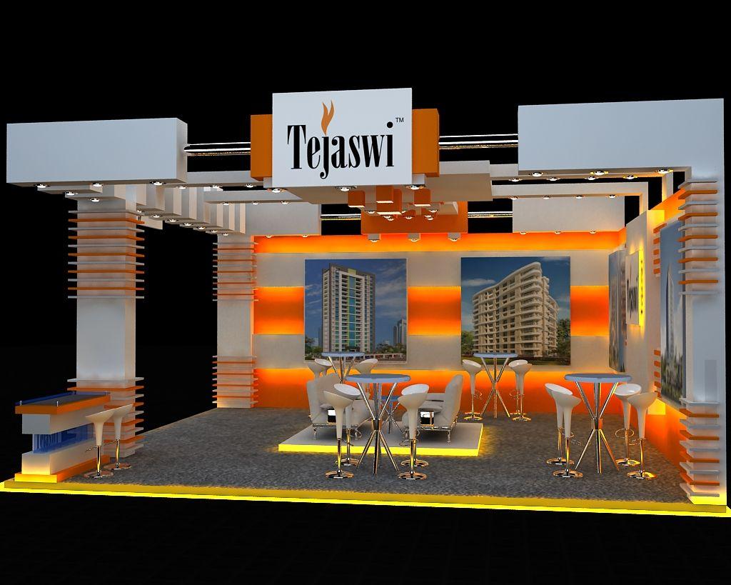 Tejaswi Exhibition Stall : Tejaswi services pvt ltd