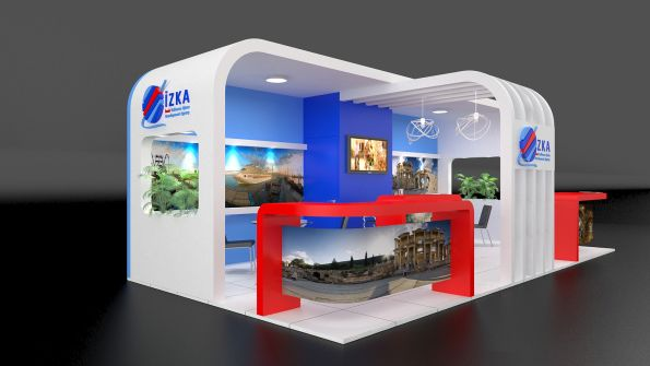 MEGAMOLD Fair Stand,Fair stands, Exhibition Stand Contractor in Turkey