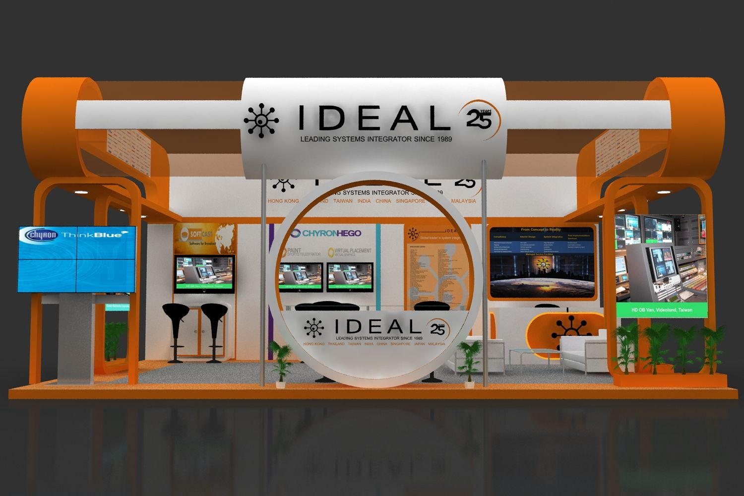 Exhibition Stand Fabrication : Exhibition stand designing fabrication bes