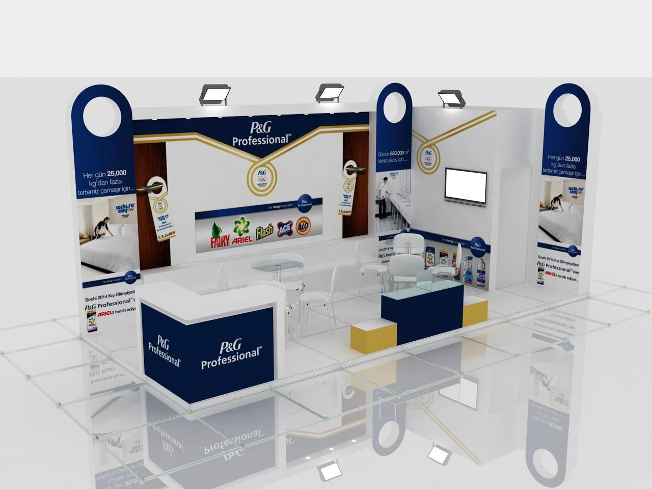 Exhibition Stand Application Form : Interclean istanbul exhibition wood stand application service