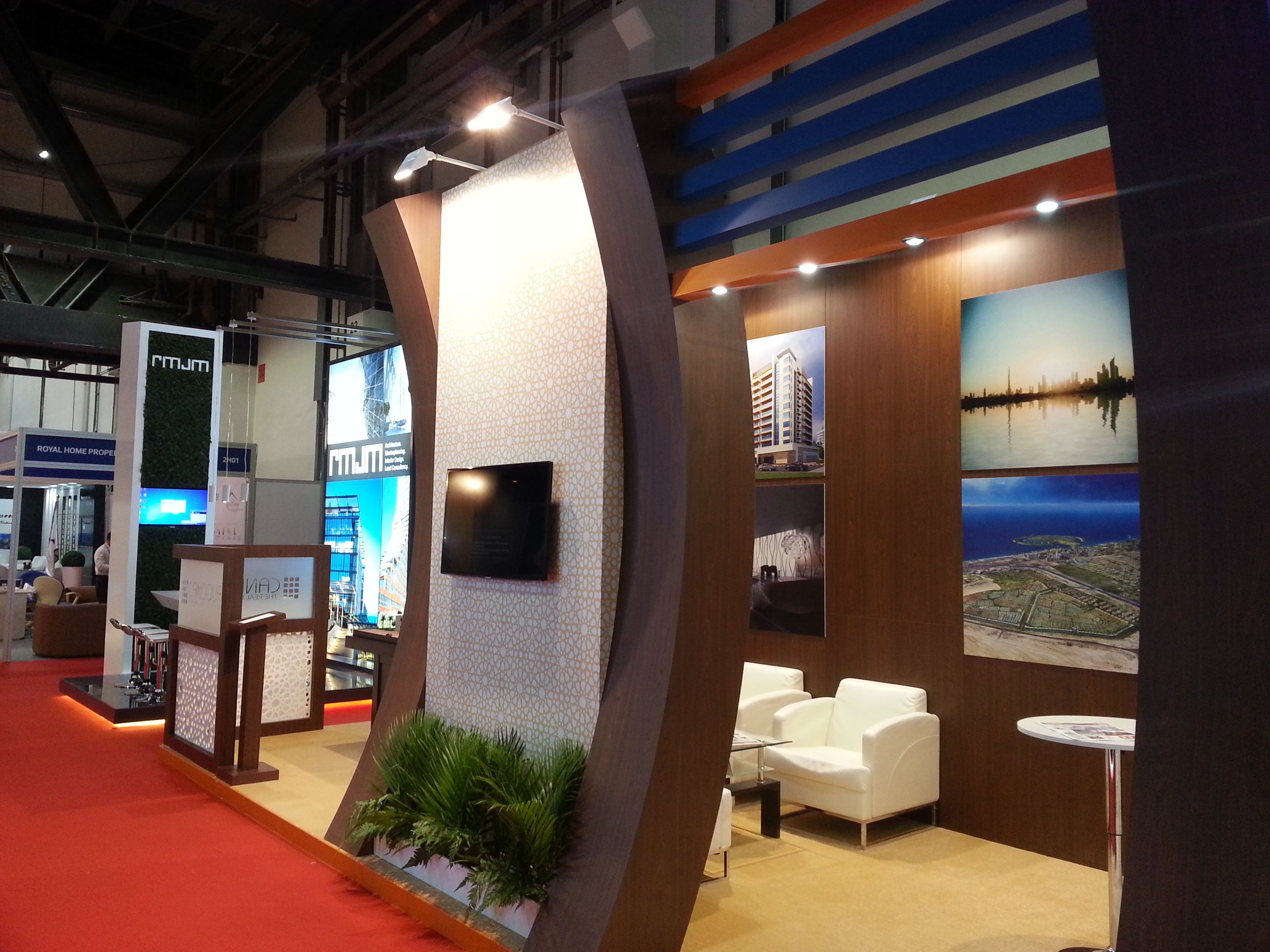 Exhibition Stand Qatar : Cityscape exhibition dubai