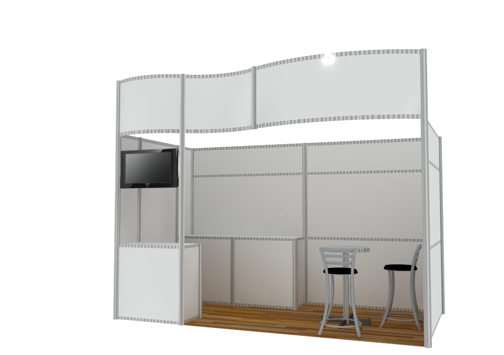 Exhibition Stand Png : Photo of stands markytec lima