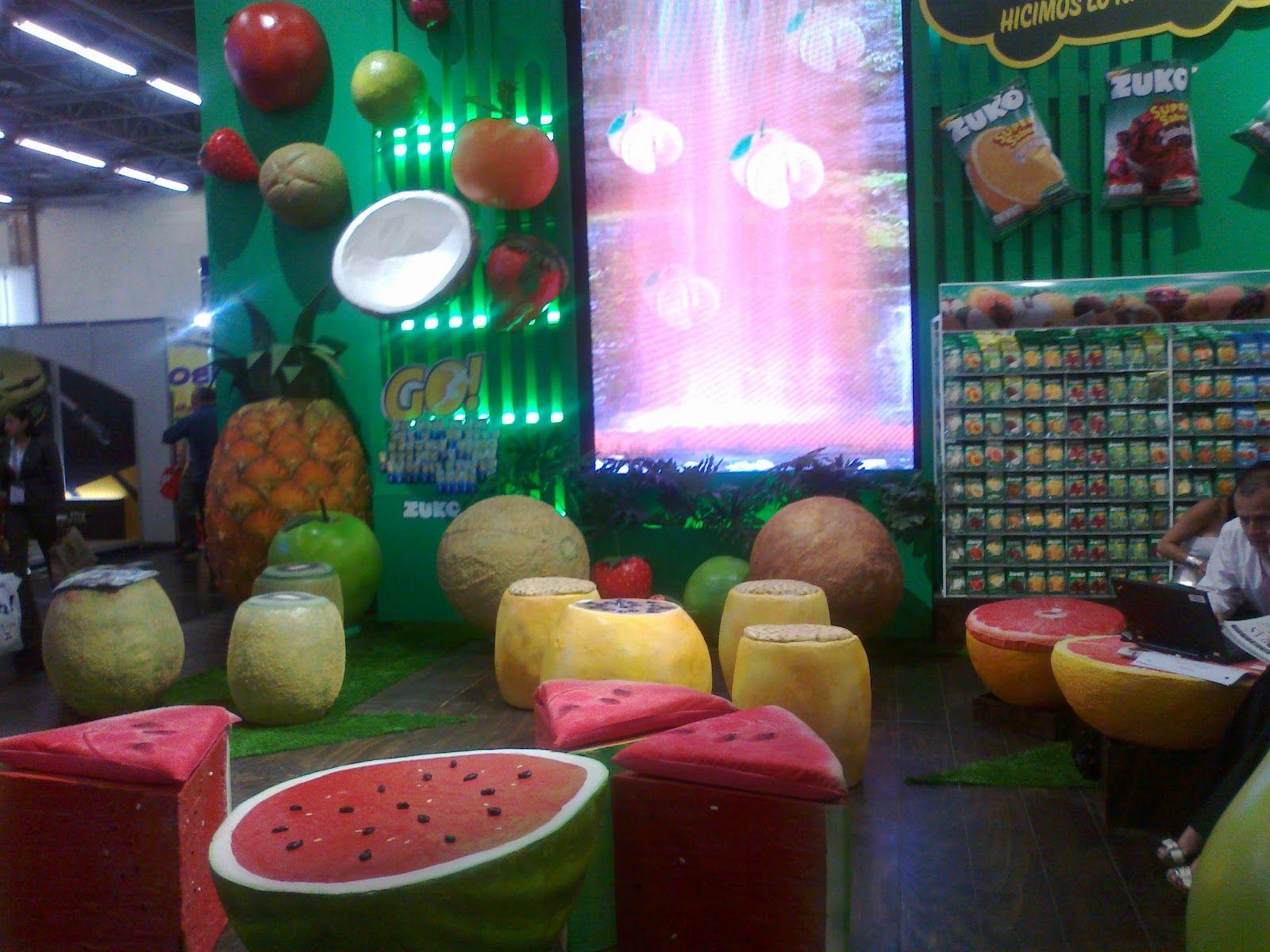 Expo Stands Mexico : Expo antad alimentaria méxico