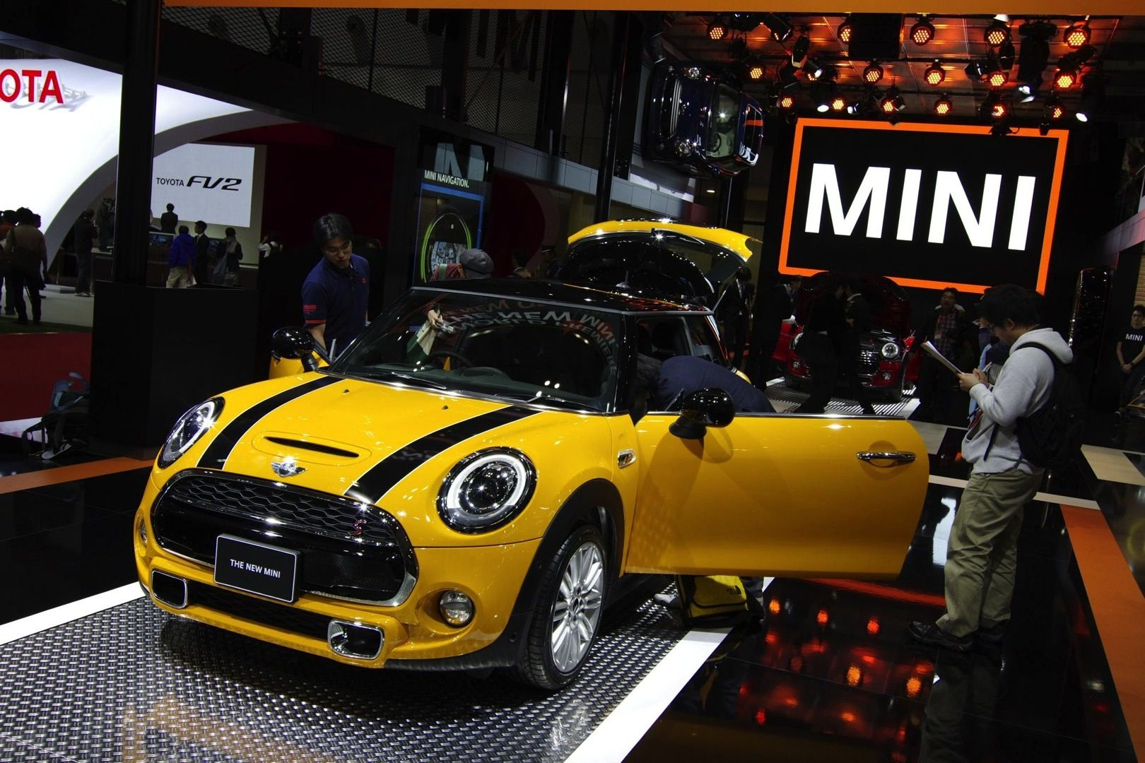 Mini Cooper Car >> Tokyo Motor Show 2017