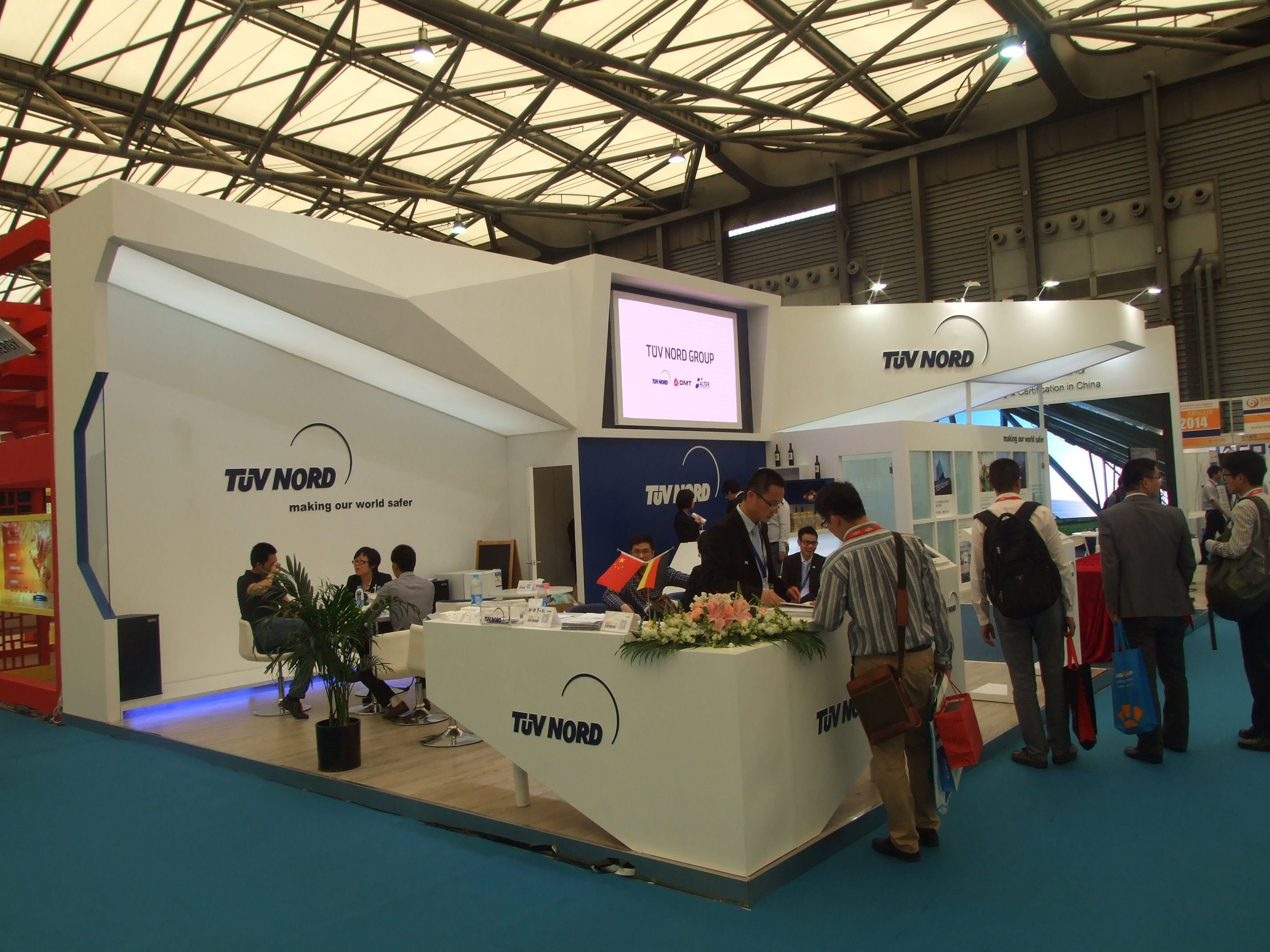 Exhibition Stand Trends : Trend exhibition