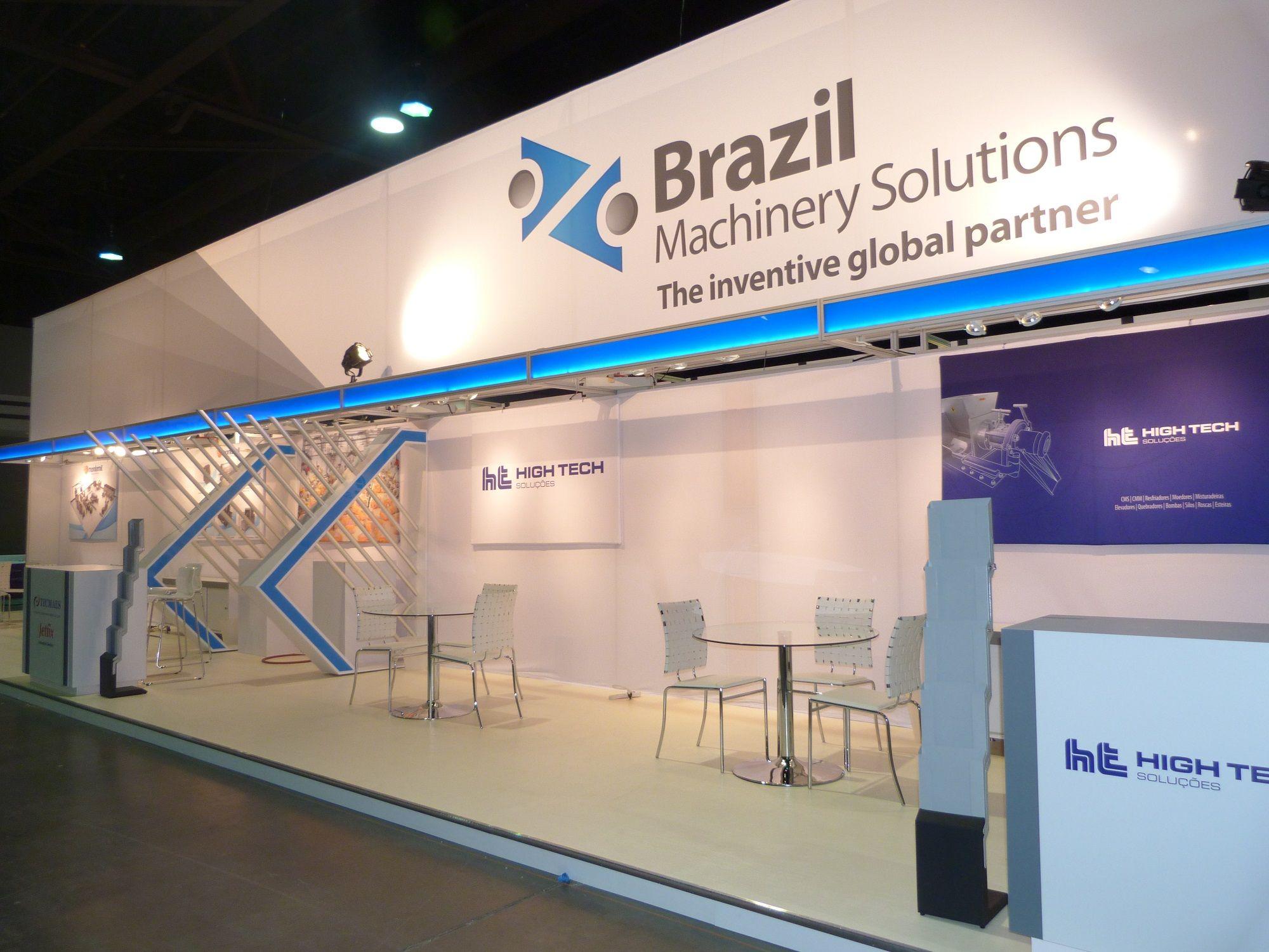 Wood Trade Show Booth : Ippe atlanta brazilian pavilion