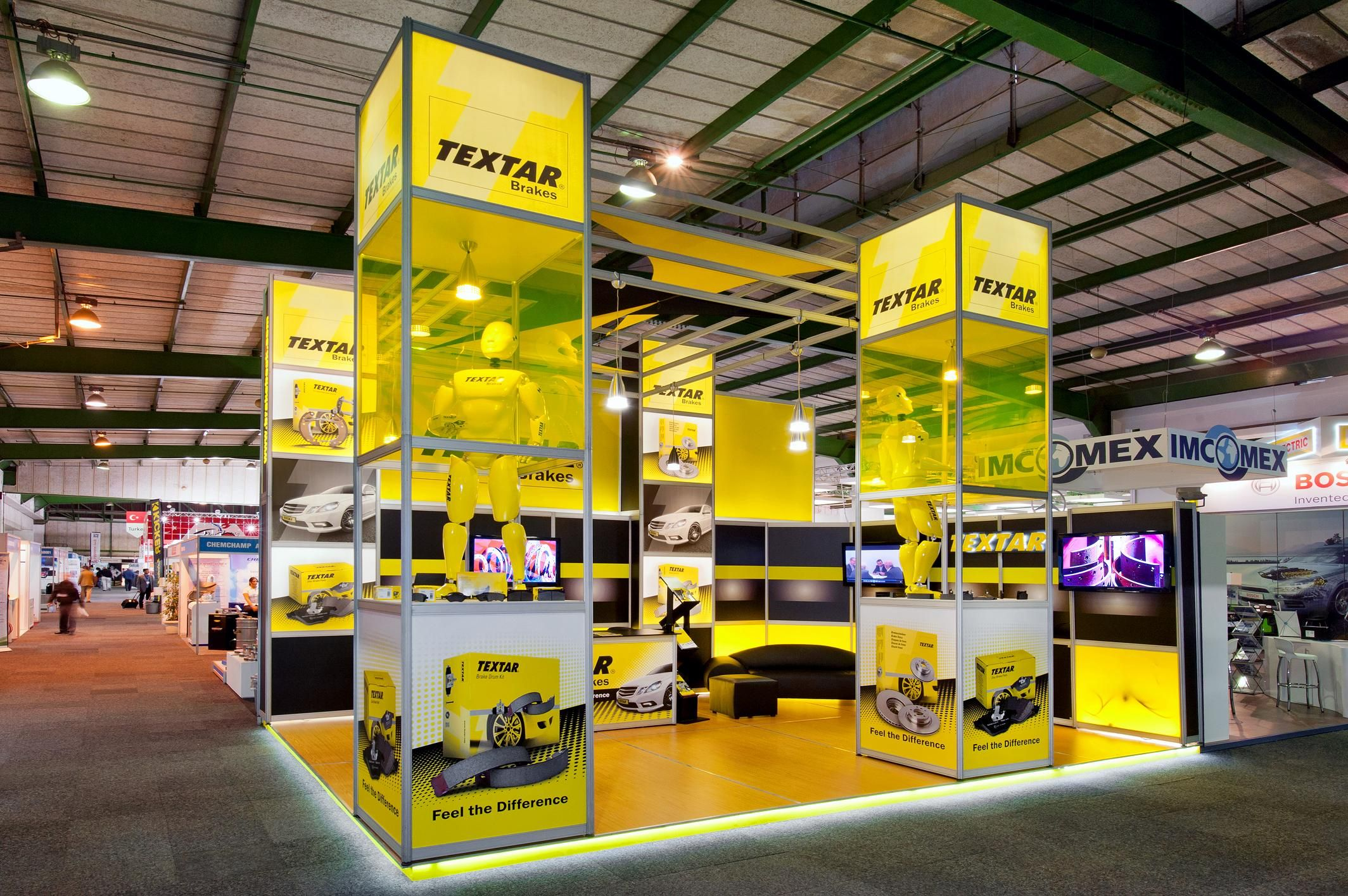 Exhibition Stand Builders Johannesburg : Photo of stands sho craft exhibitions shopfitting pty