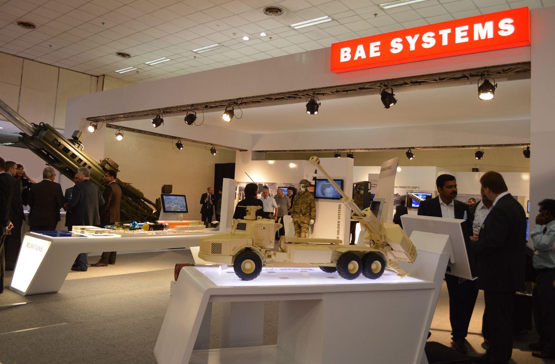 BAE Systems, Safran, French pavilion on Defexpo Delhi