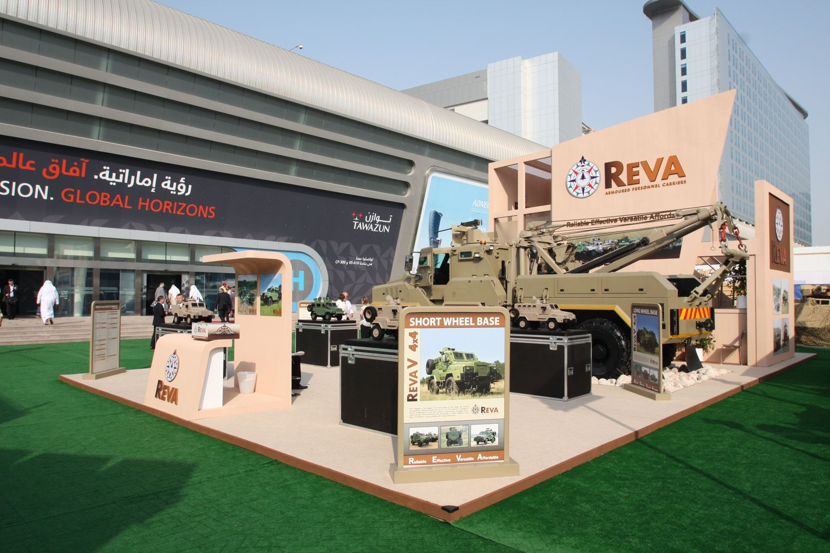 Exhibition Stand Hire Rates : Emirates exhbition services