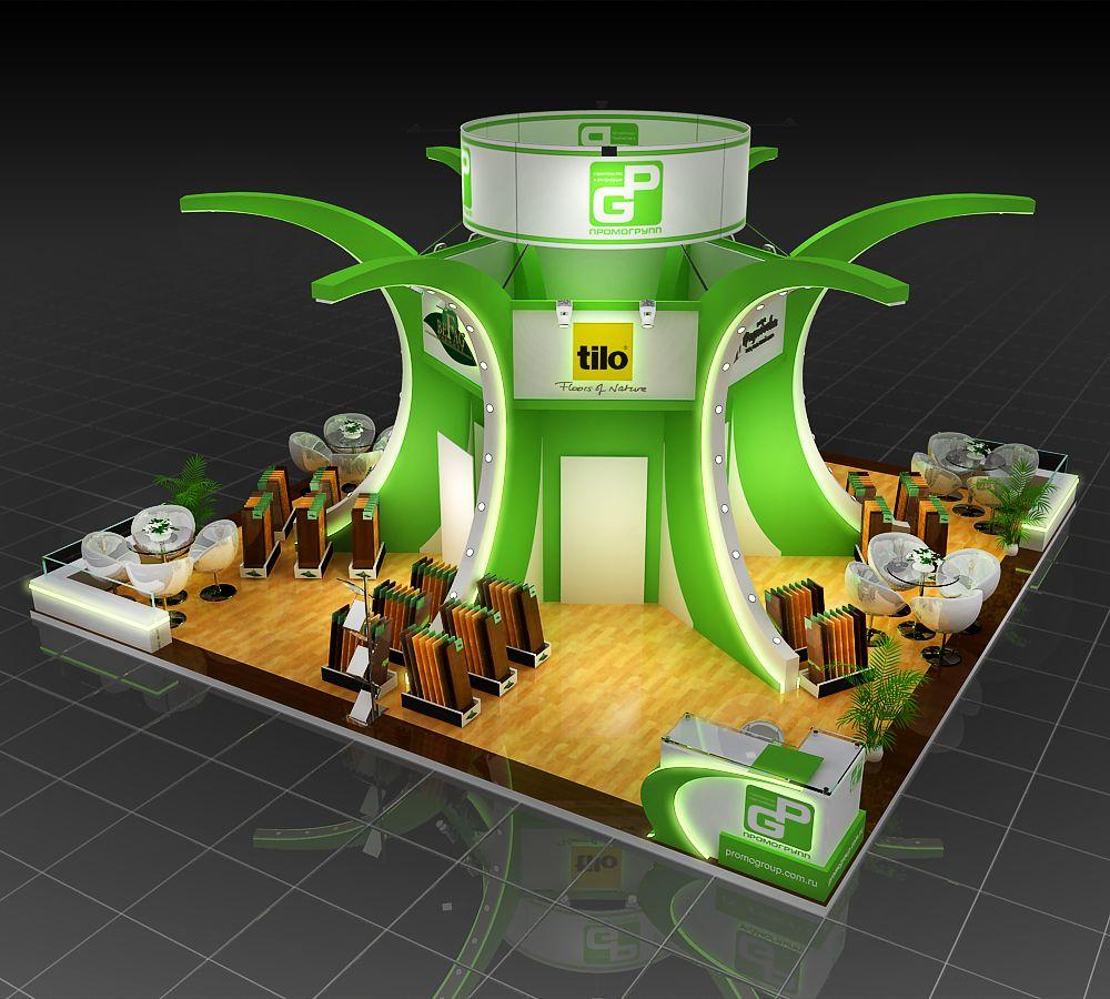 Prodexpo 2014 Booth Design amp Construction