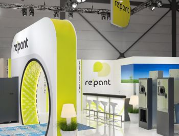 formundraum GmbH at EUROSHOP 2014 for REPANT - 88 square metres