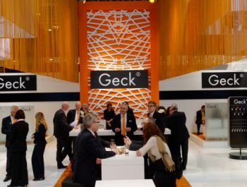formundraum GmbH at EUROSHOP 2014 for GECK  - 252 square metres