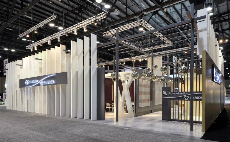 Monterrey Exhibition Stand Design