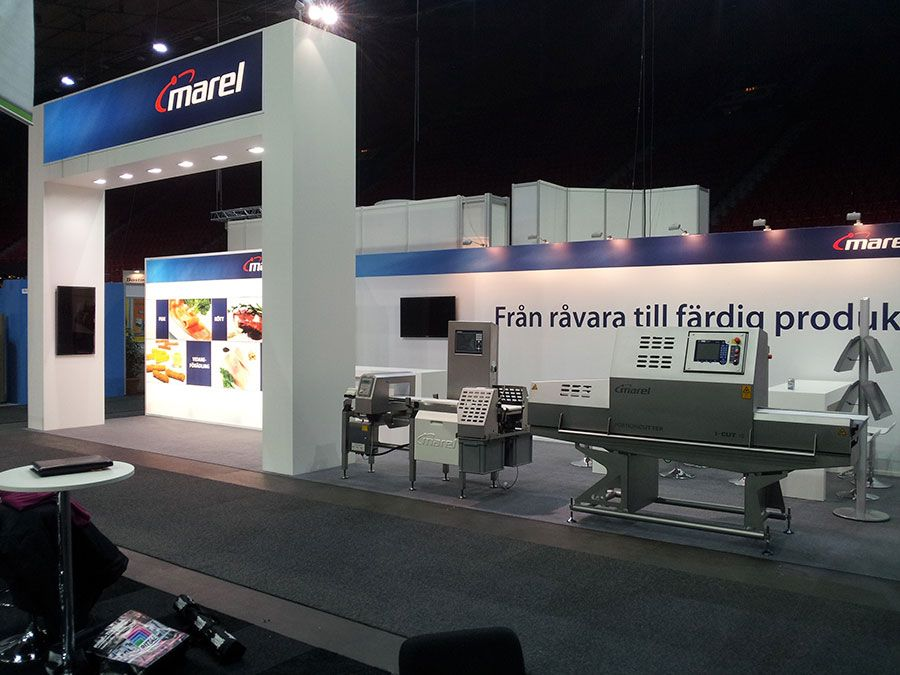 Oslo Stand for Exhibitions