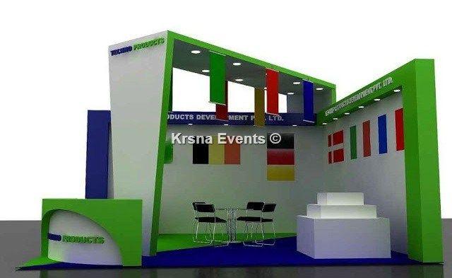 Exhibition Stall Quotation : Krsna events mumbai dia company profile for exhibition