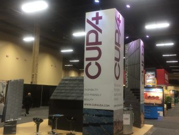 CUPA no International Roofing Expo 2014