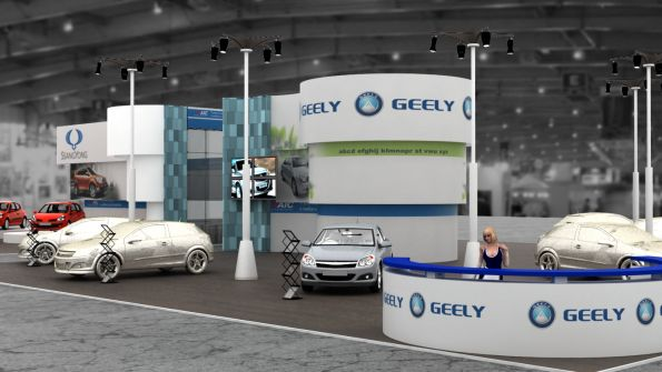 Exhibition Stand Agency : Exhibition stands in kiev