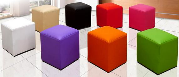 Emotion concept for Puff cuadrados