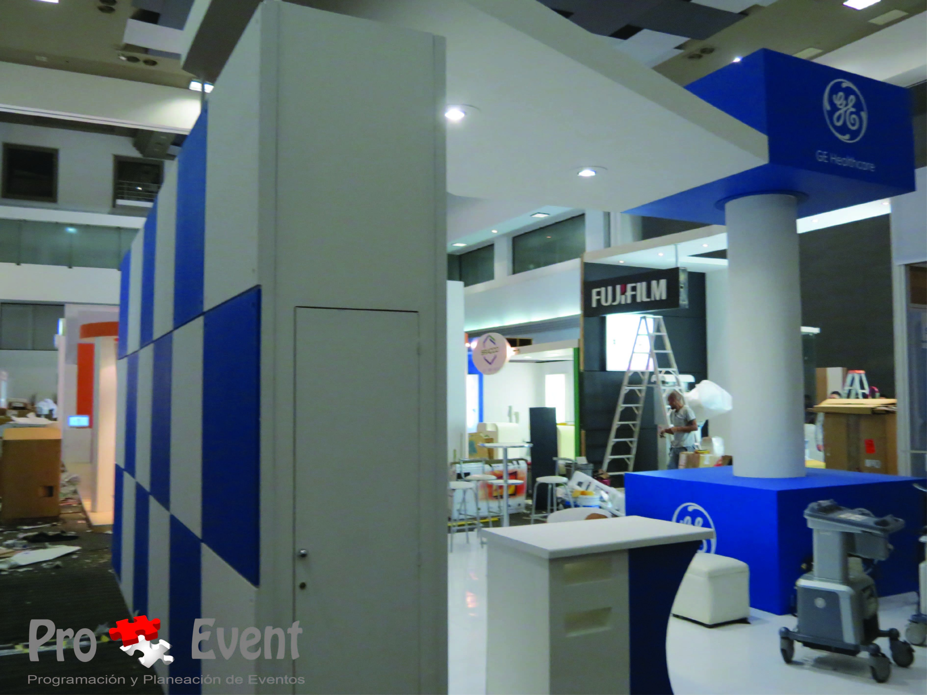 Stand 6x6 M Para General Electric