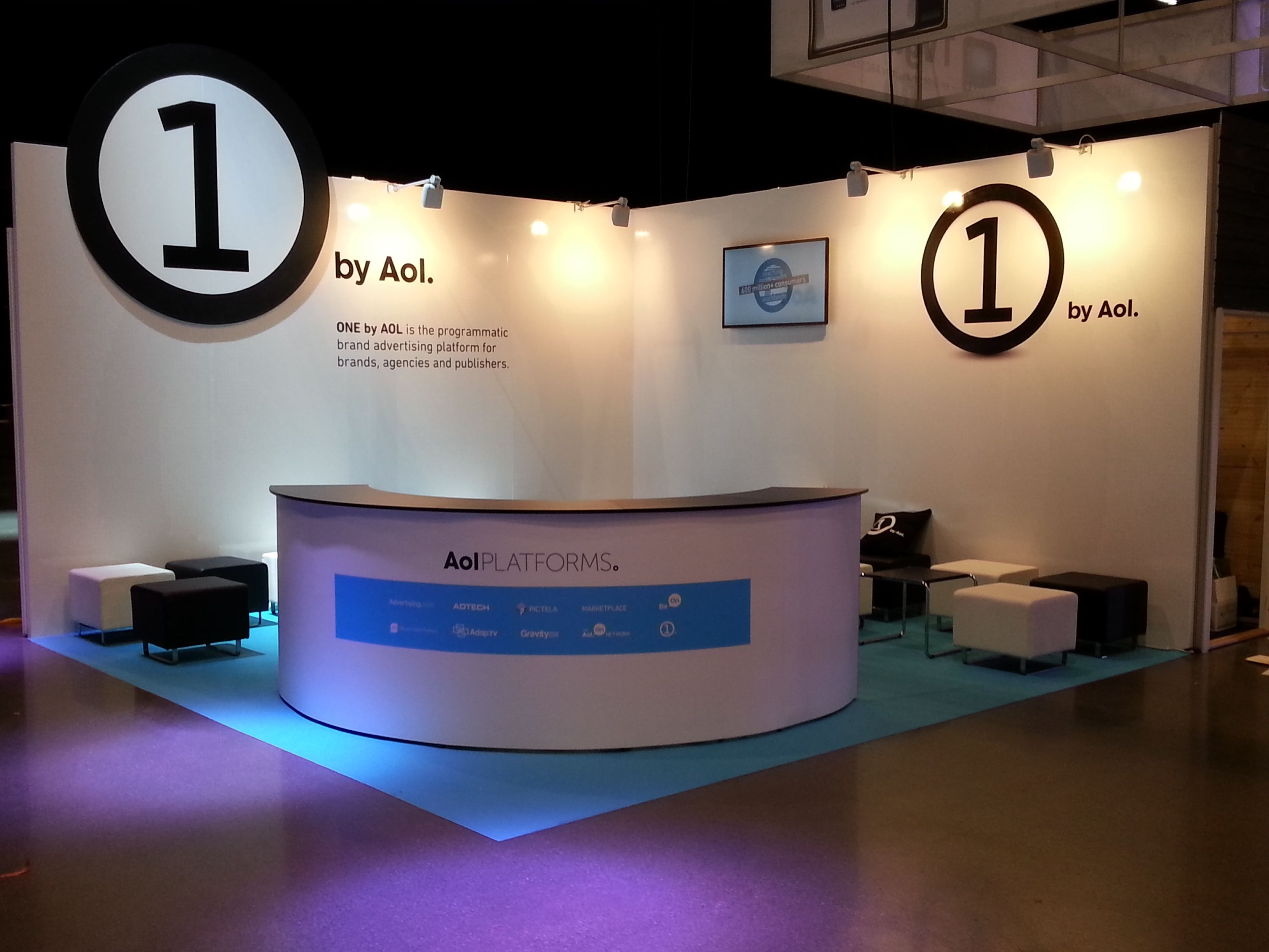 Oslo Exhibition Stand design