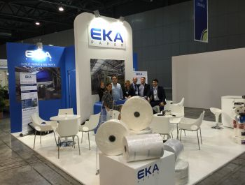 Eka Paper in Tissue World 2015