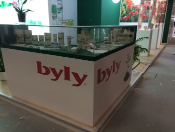 Laboratorios Byly in Cosmoprof 2015