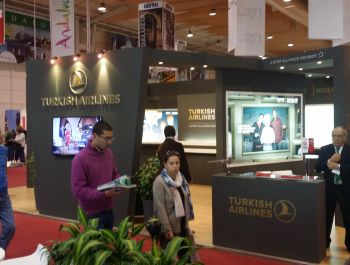 Stand Turkish Airlines