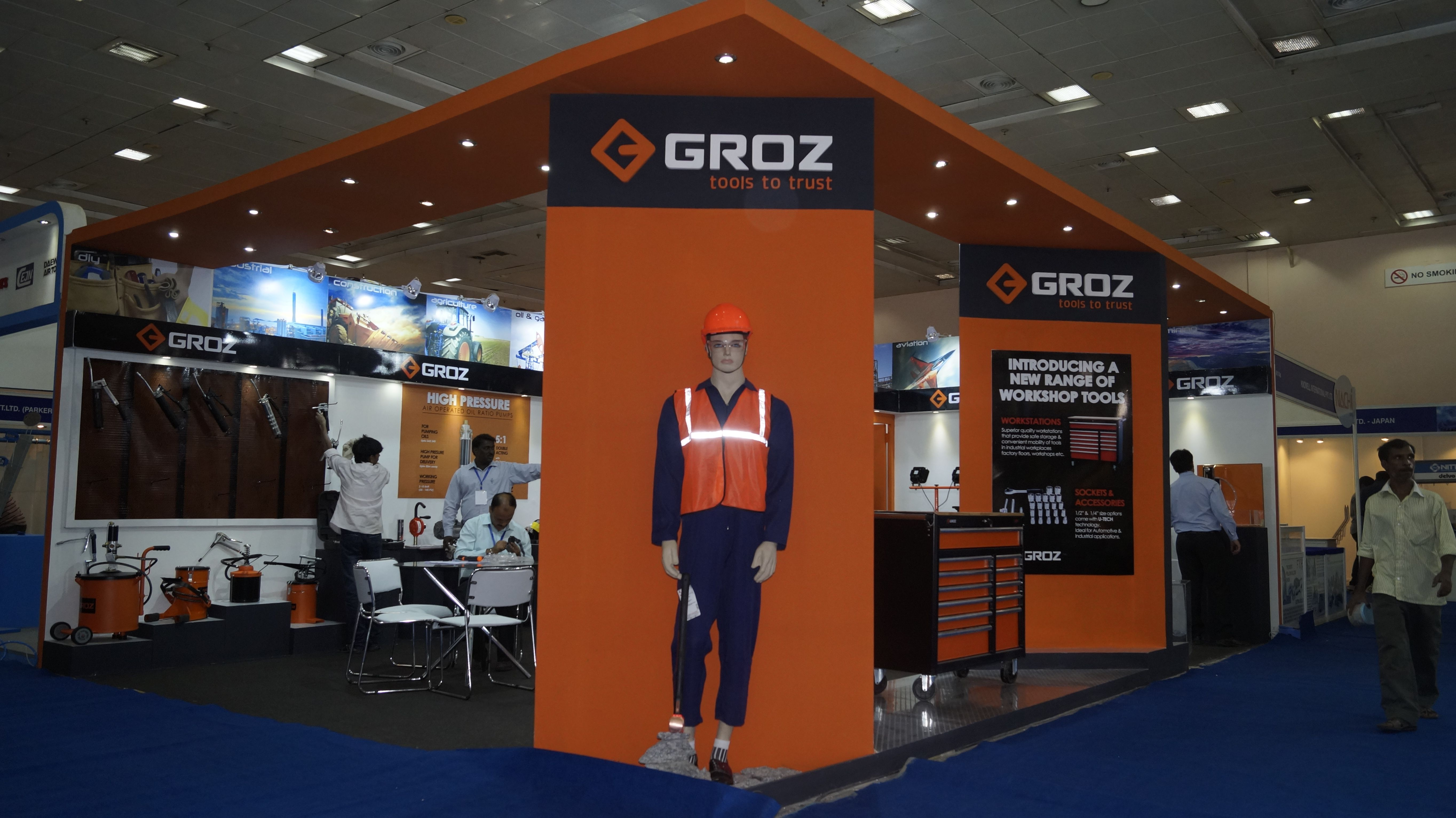 Exhibition Booths Kenya : Pixelmate designs private limited