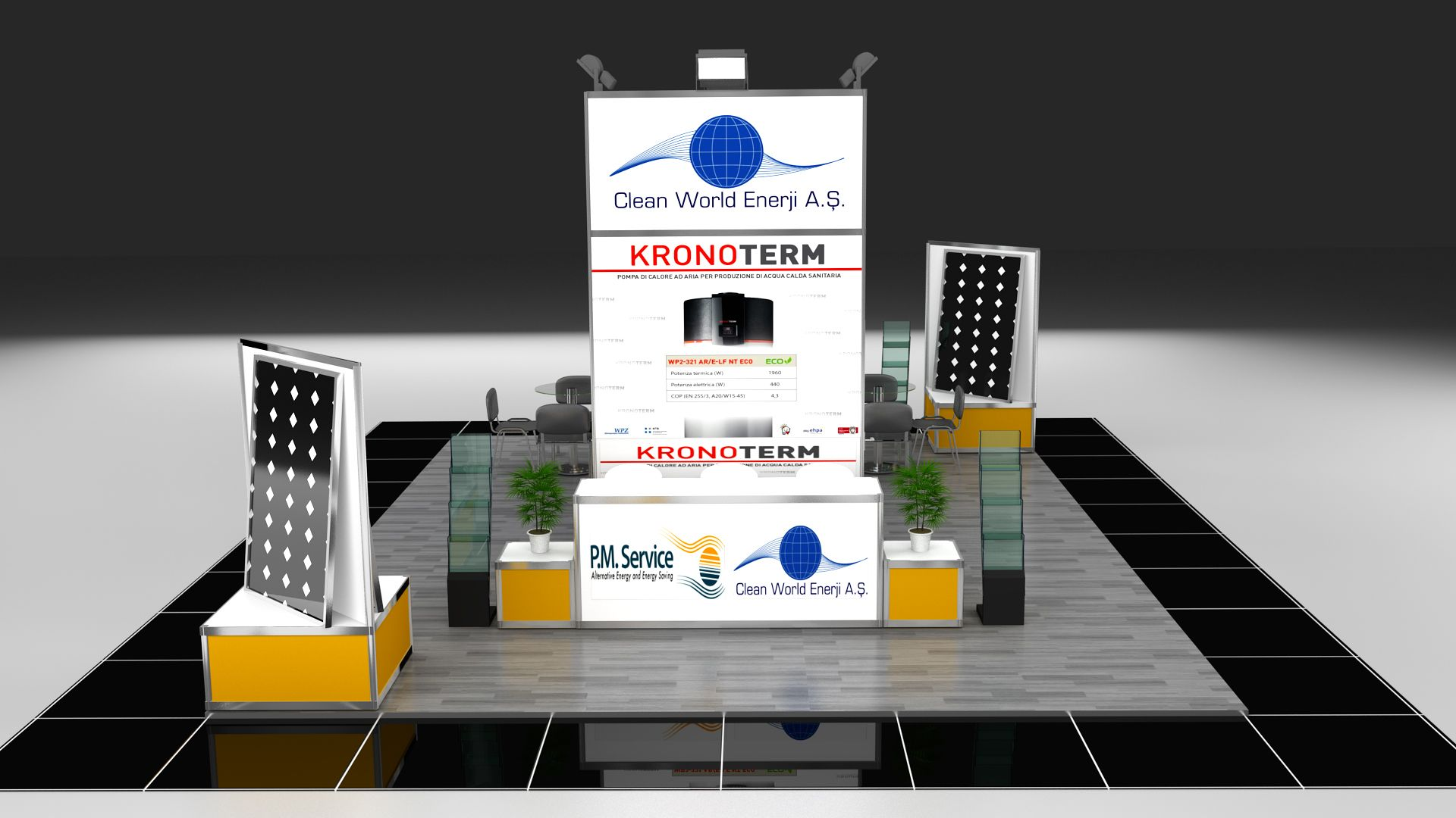 FSC Istanbul Stand Design & Construction Indv. Co.