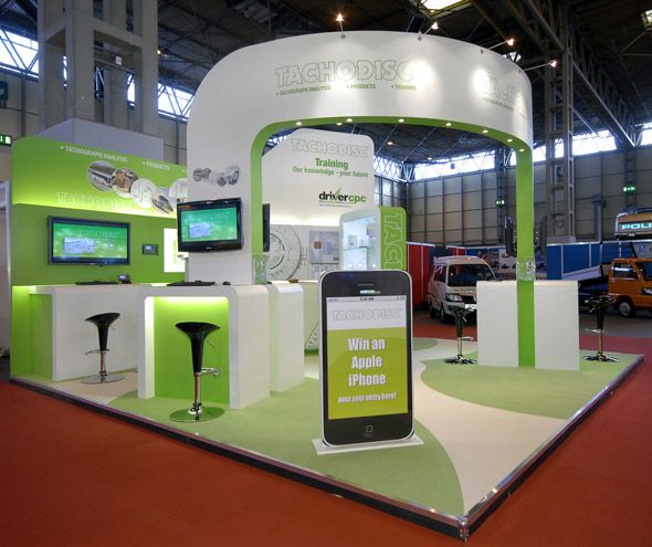 Marketing Exhibition Stand Goals : Abstract marketing management consultancies